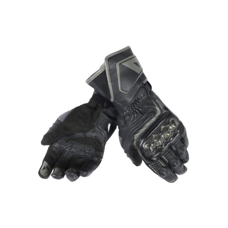 Dainese Carbon D1 Long Gloves Black / Black / Black Guanti