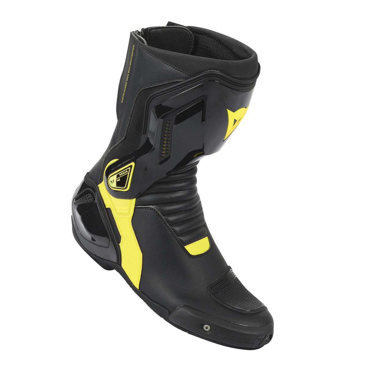 Dainese nexus nero  giallo fluo stivali - Moto Charlie 7503baeaf7d