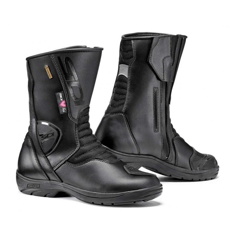 SIDI gavia gore-tex nero / nero stivali