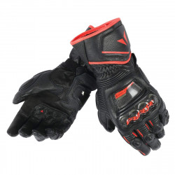 dainese druid D1 long black / black / antracite guanti