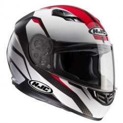 Hjc CS15 sebka MC1 casco