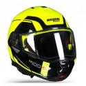 Nolan N 100.5 consistency led yellow 26 casco integrale