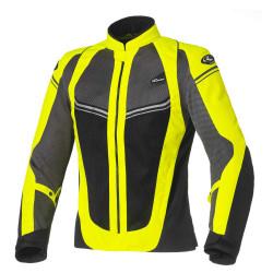 Clover rainjet WP giallo fluo giacca estiva