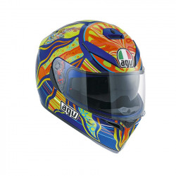 agv k3 sv top pinlock five continents casco