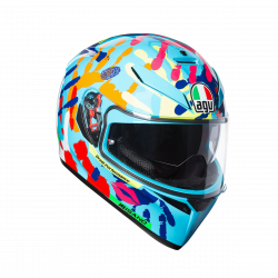 agv k3 sv morbidelli 2017 top pinlock replica casco
