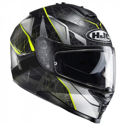 HJC IS-17 daugava MC1SF casco