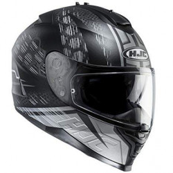 HJC IS-17 daugava MC4HSF casco