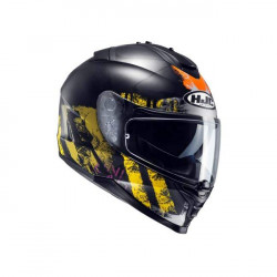 HJC IS-17 SHAPY MC1SF casco