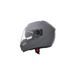 Caberg ego white metal casco