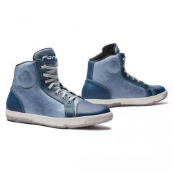 forma slam dry denim scarpe