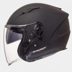 mt helmet avenue matt black casco