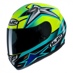 Hjc CS15 Tony Elias 24 MC4H casco