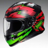 Shoei NXR variable TC4 casco