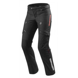 Rev'it horizon 2 lady nero pantaloni tre strati
