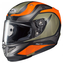 Hjc RPHA 11 deroka MC2 Casco