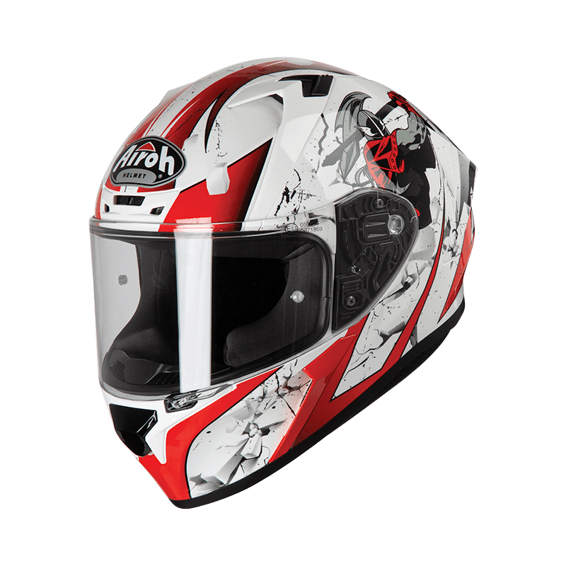 Airoh valor jackpot gloss casco