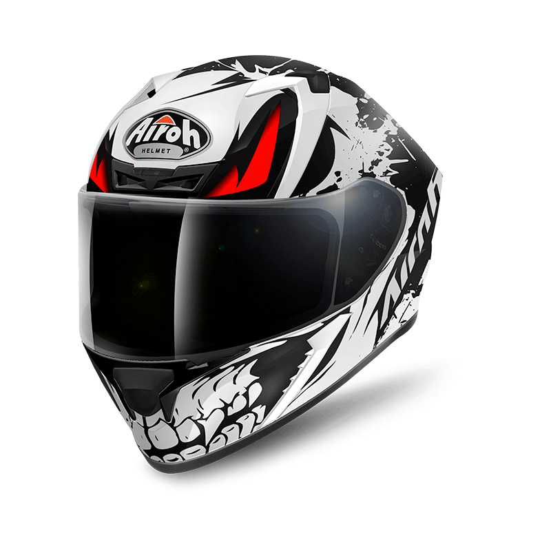 Airoh valor bone matt casco