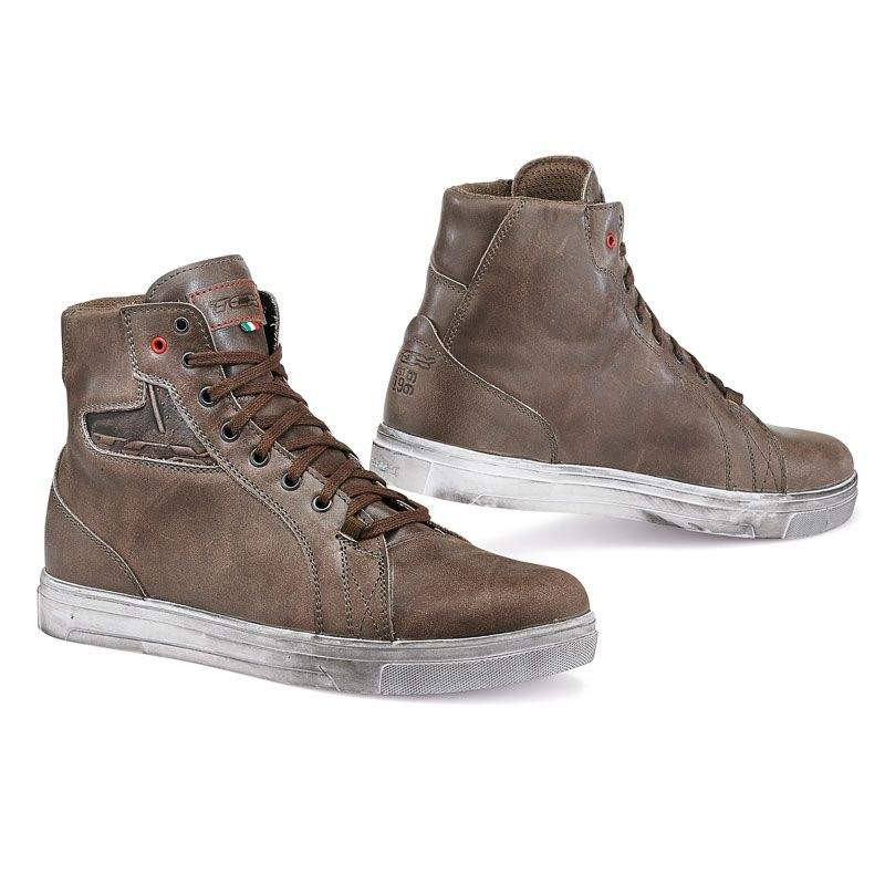 Tcx Street Ace WP Coffee Brown Scarpe