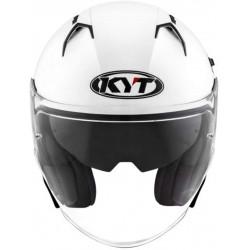 CASCO KYT NF-J PLAIN WHITE | KYT