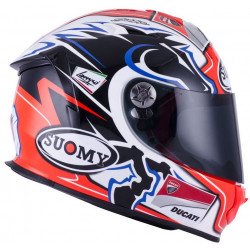 CASCO SR-SPORT NEW DOVI REPLICA BLUE | SUOMY