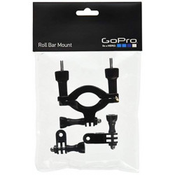 GOPRO ROLL BAR MOUNT (TUBI DA 1/4' A 2,5')