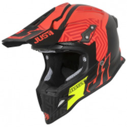 CASCO OFFROAD J12 SYNCRO CARBON/ RED | JUST1
