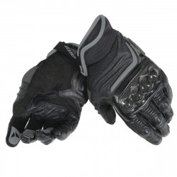 dainese carbon D1 long black / black / antracite guanti