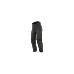 CAMPBELL LADY D-DRY PANTS BLACK/BLACK (631) | DAINESE