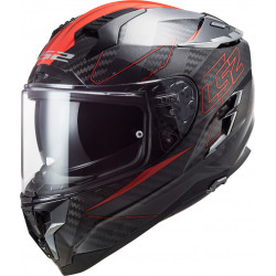 CASCO  FF327 CHALLENGER CT2 FOLD GLOSS RED | LS2