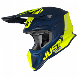 CASCO J18 MIPS PULSAR FLUO YELLOW (MATT) | JUST1