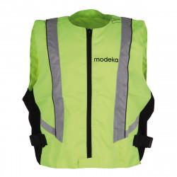 Gilet Basic Giallo neon | MODEKA