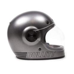 Bell bullit retro matte metallic titanium casco integrale