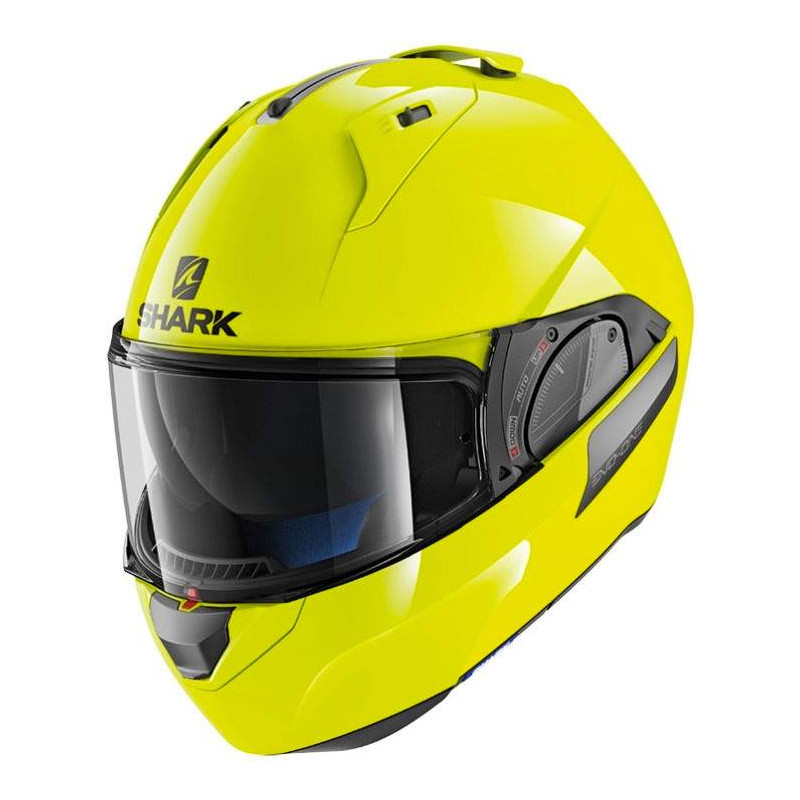 shark evo one 2 nero opaco casco