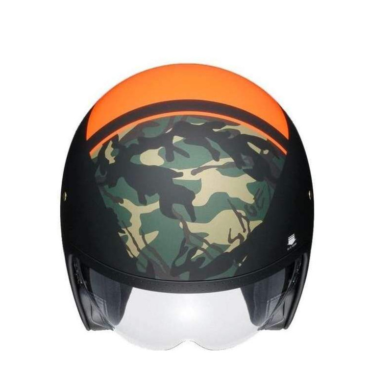 Shoei J.O. seafire tc8 casco