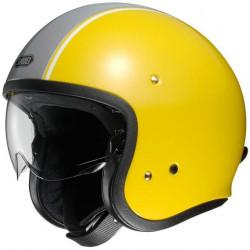 Shoei J.O. nero opaco casco