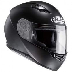 Hjc CS15 semi flat black casco