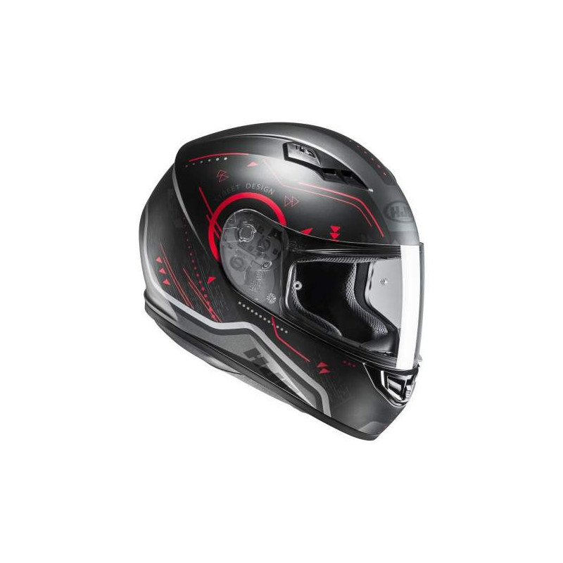 Hjc CS15 safa MC1SF casco
