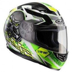 Hjc CS15 rafu MC4H casco