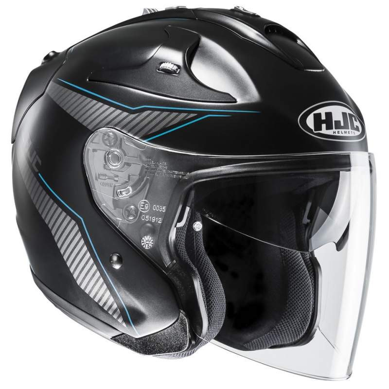 Hjc FG-jet jike MC2SF Casco