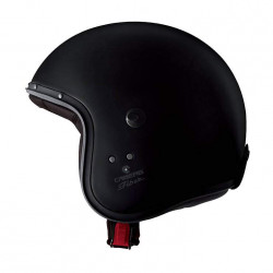 Caberg jet freeride matt black casco