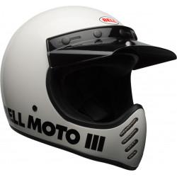Casco Moto-3 Classic White | BELL
