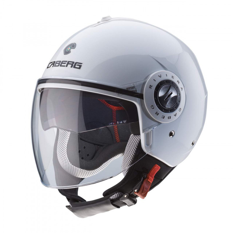 Caberg jet riviera V3 matt red wine casco