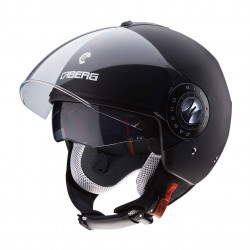 Caberg jet riviera V3 matt black casco