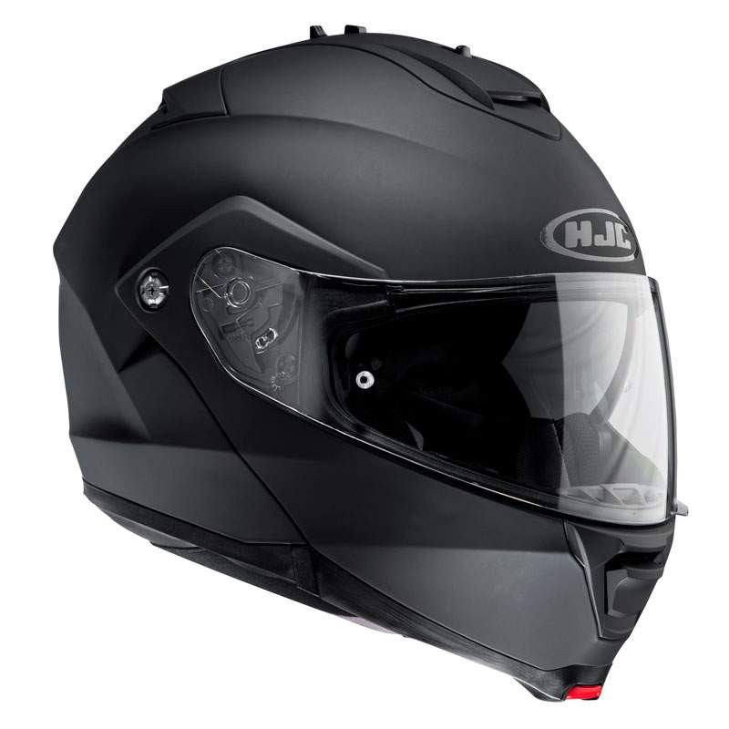 Hjc IS-MAX II rubbertone flat black Casco