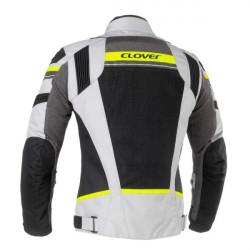 Cover rainjet WP giallo/grigio giacca estiva