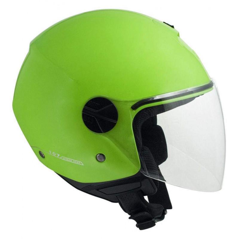 cgm 107A florence verde metal casco