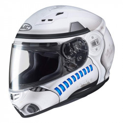 Hjc CS15 star wars storm trooper MC10SF casco