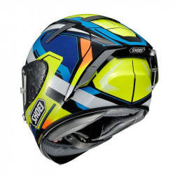 Shoei X Spirit 3 brink tc1casco