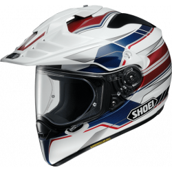 Shoei hornet adv NAVIGATE TC3 casco