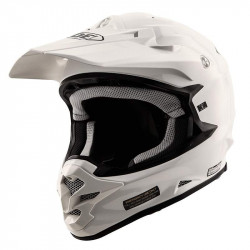 Shoei wfx-w white casco